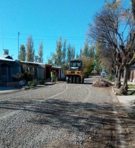 arreglo de calles