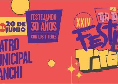 Festival internacional de títeres La tía Tomasa 2019
