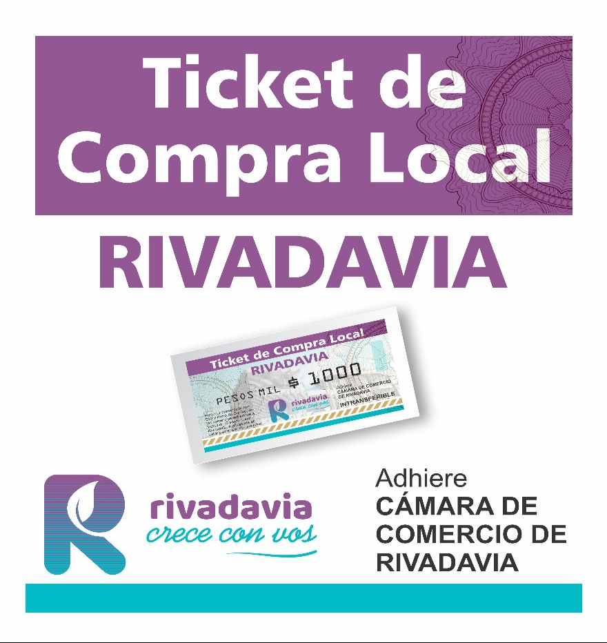 tickey compra local