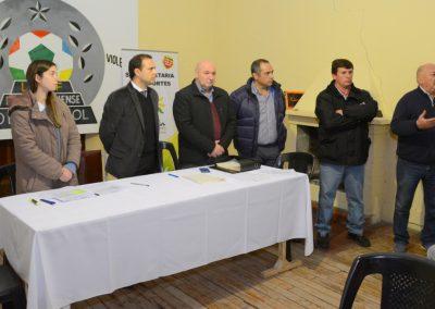 Se firmaron las hipotecas para 22 familias del Barrio Curth de Cavanagh