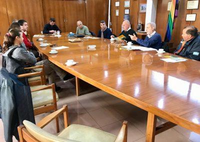 Plan de forestación de Edeste para Rivadavia