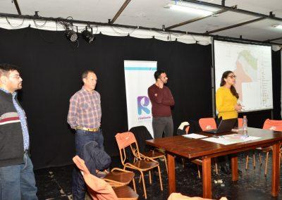 Tercer taller participativo del Plan Municipal de Ordenamiento Territorial