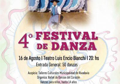 4º festival de danzas (Bello)