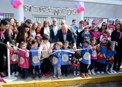 """Nuevo edificio para el jardín maternal """"Chupetes y Garabatos"""""""