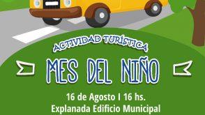 """Festejos del """"Día del Niño"""" en Rivadavia"""