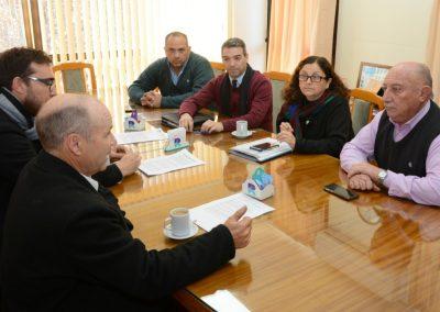 Firma de convenio entre Municipio y Universidad de Mendoza