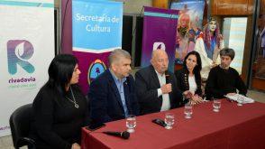Presentación de la Feria del Libro en el distrito cultural Este