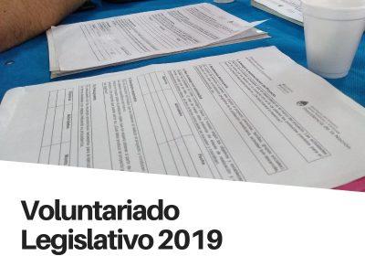 voluntariado legislativo2019