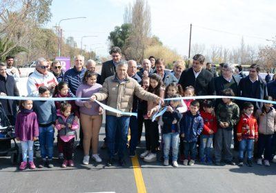 Inauguración Ruta  62