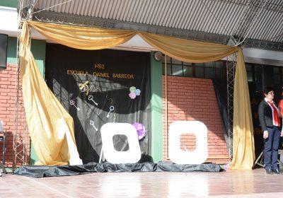 Aniversario Escuela Daniel Barreda