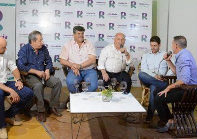 Tres brillantes noches de la Feria Agro Industrial en Rivadavia