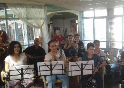 Música en el Hogar de Ancianos San Isidro Labrador