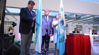 Asunción Intendente Miguel Ángel Ronco