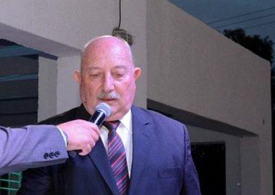 Miguel Ángel Ronco asumió su segundo mandato como Intendente de Rivadavia