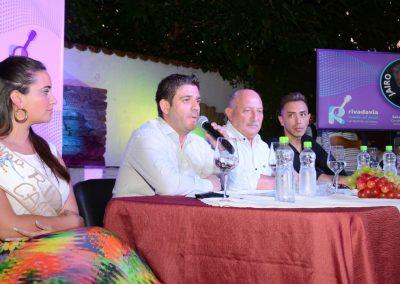 Se presentó el Festival Rivadavia Canta al País 2020 y Vendimia departamental