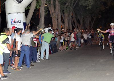 En Rivadavia se puso en marcha la 44° Vuelta de Mendoza