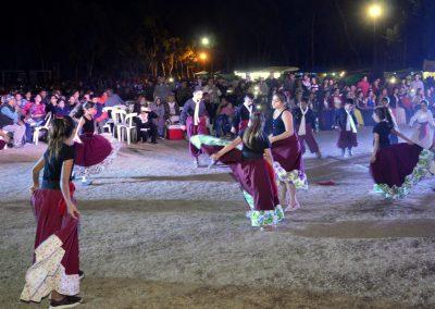 Exitoso Festival entre Tonadas y Sopaipillas