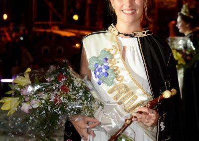 Yesica Belén Carchano es la nueva Reina de Rivadavia