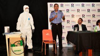 Conferencia sobre Coronavirus