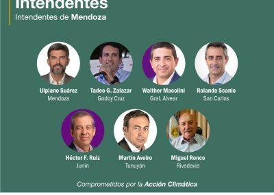 El Intendente Ronco participará de la Asamblea de Intendentes