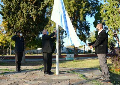 Rivadavia celebró su 136° Aniversario