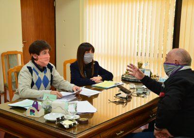 La Municipalidad otorgará dos subsidios al Hospital Dr. Carlos Saporiti