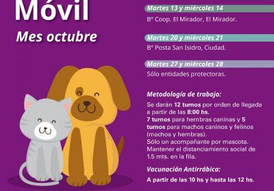 zoonosis octubre