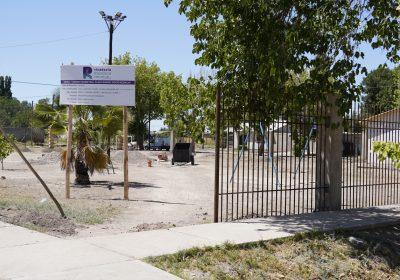 Cierre Perimetral Barrio Independencia