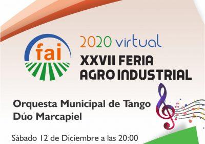 Duo Marcapiel en la Feria Agro Industrial