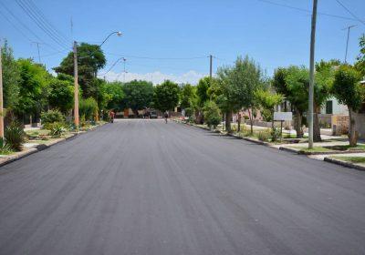 Tercera etapa asfalto Florida