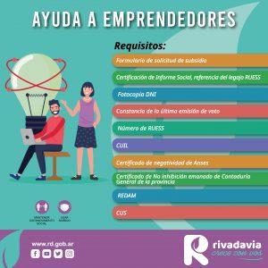 Ayuda a emprendedores