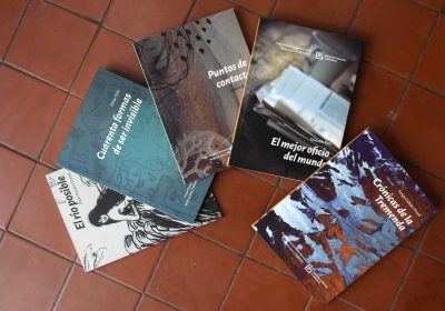 Ganadores certamen literario