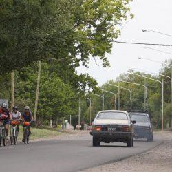 Construcción de ciclovías