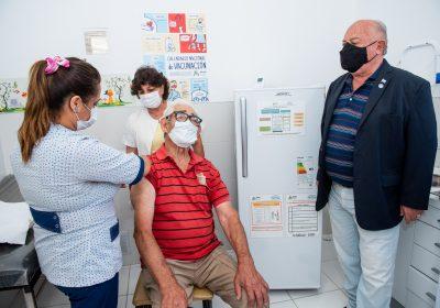 Campaña de vacunación COVID-19