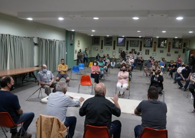 Se pavimentarán más calles en Medrano