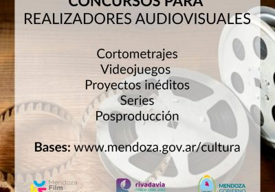 Concurso realizadores audiovisuales