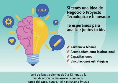 Incubadora de ideas