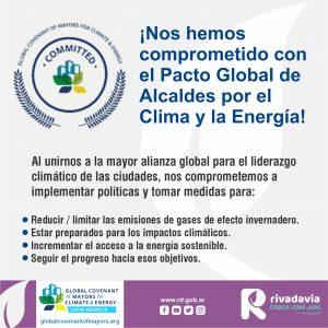 Reconocimiento a la Municipalidad de Rivadavia