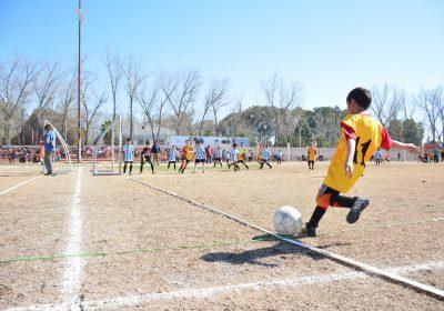 Torneo municipal de Fútbol Infantil