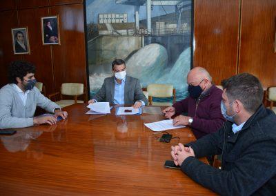 Se invertirán más de 8 millones de pesos en obras para el barrio Brandsen