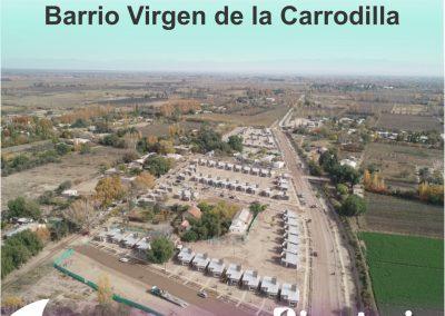 Se adjudicó la construcción de 18 casas en La Central