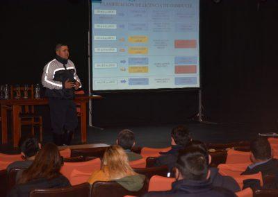 Capacitación a preventores en Rivadavia