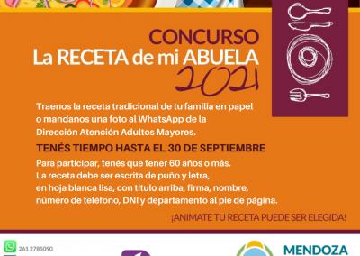 """Cuarta edición del concurso """"La Receta de mi Abuela"""""""