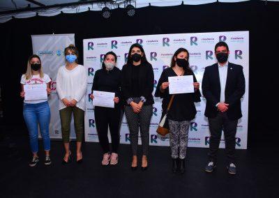 Rivadavia entregó certificados a participantes y empresas entrenadoras de Enlace