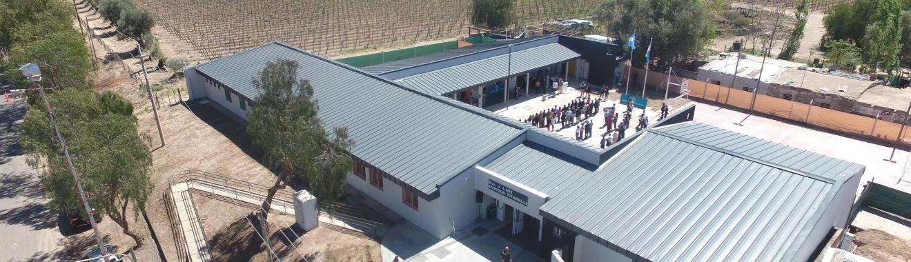 Nueva escuela Tittarelli